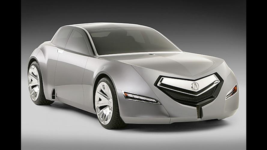 Gespaltene Persönlichkeit: Acura Advanced Sedan Concept