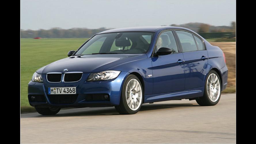 Richtig auf Touren gebracht: Der limitierte BMW 320si im Test