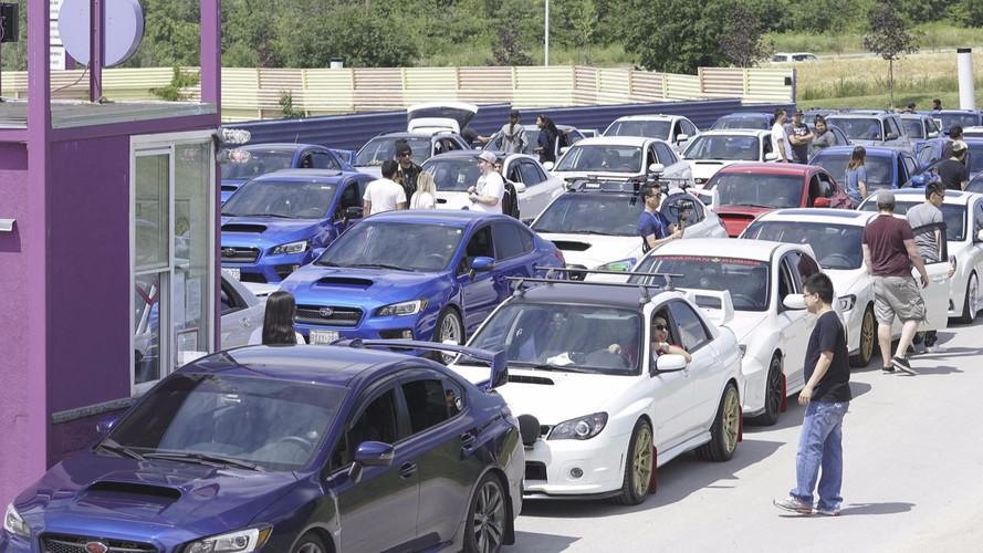 Toronto Subaru Club HyperMeeting 2017 - July