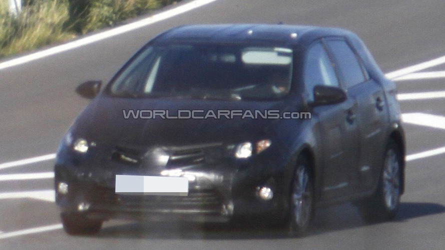Toyota Auris replacement could be renamed - report