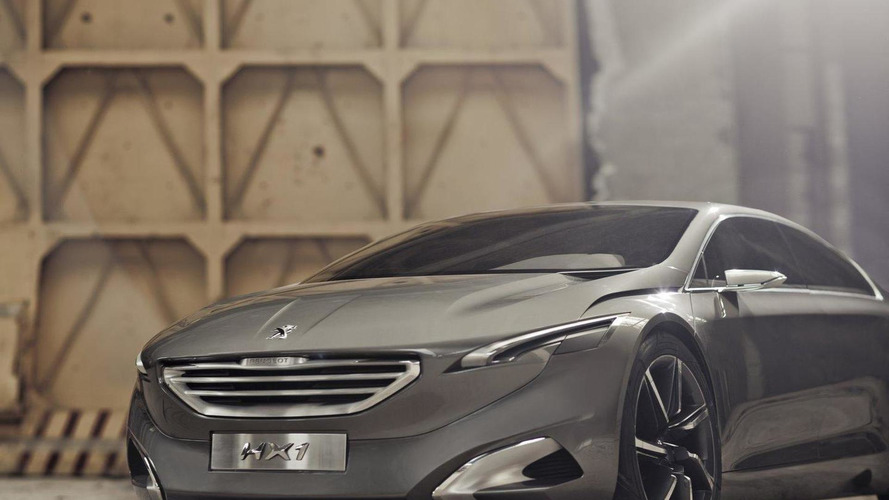 Peugeot 608 flagship coming in 2014 - report
