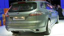 Ford Mondeo Concept at Paris