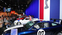 Ford Shelby GT500 Road and Track at SEMA