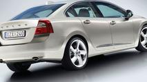 Speculations: New Volvo S60 Artist Impression