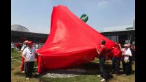 Centenario Alfa Romeo, inaugurazione del