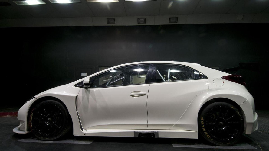 Honda Civic Next Generation Touring Car (NGTC) revealed