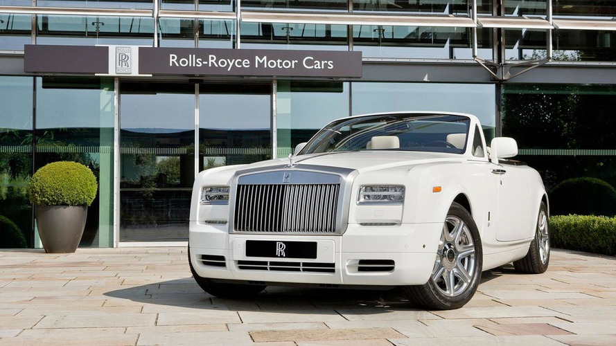 Rolls-Royce unveils three bespoke Phantom Drophead Coupes at the Olympics