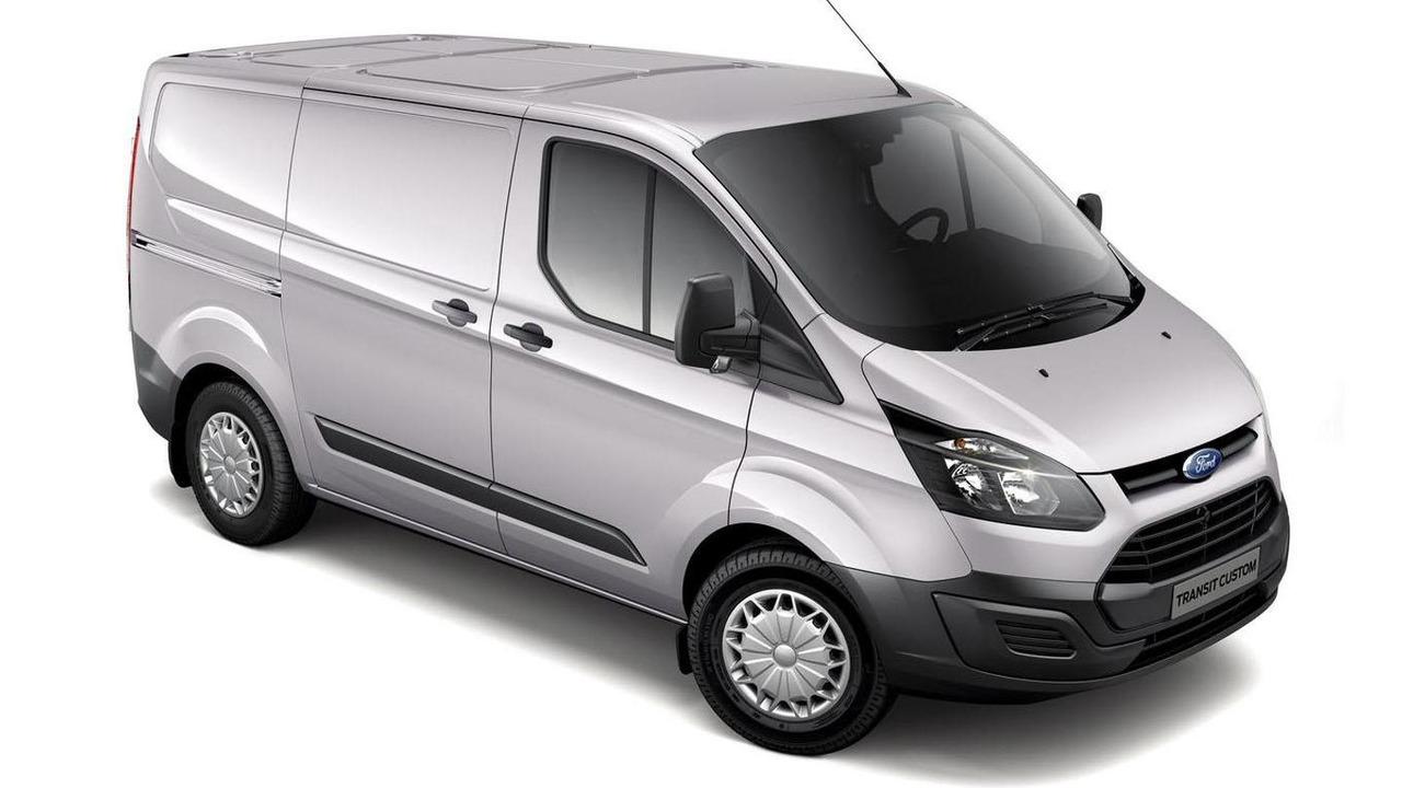Ford Transit Custom ECOnetic 02.11.2012