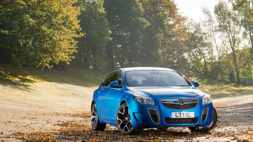 Vauxhall Insignia VXR SuperSport breaks cover