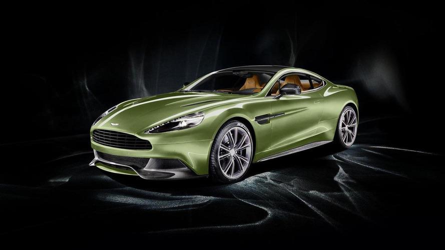 2018 Aston Martin Vanquish could have 820-hp biturbo V12