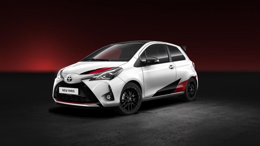 Toyota Yaris nihayet 'alev aldı'