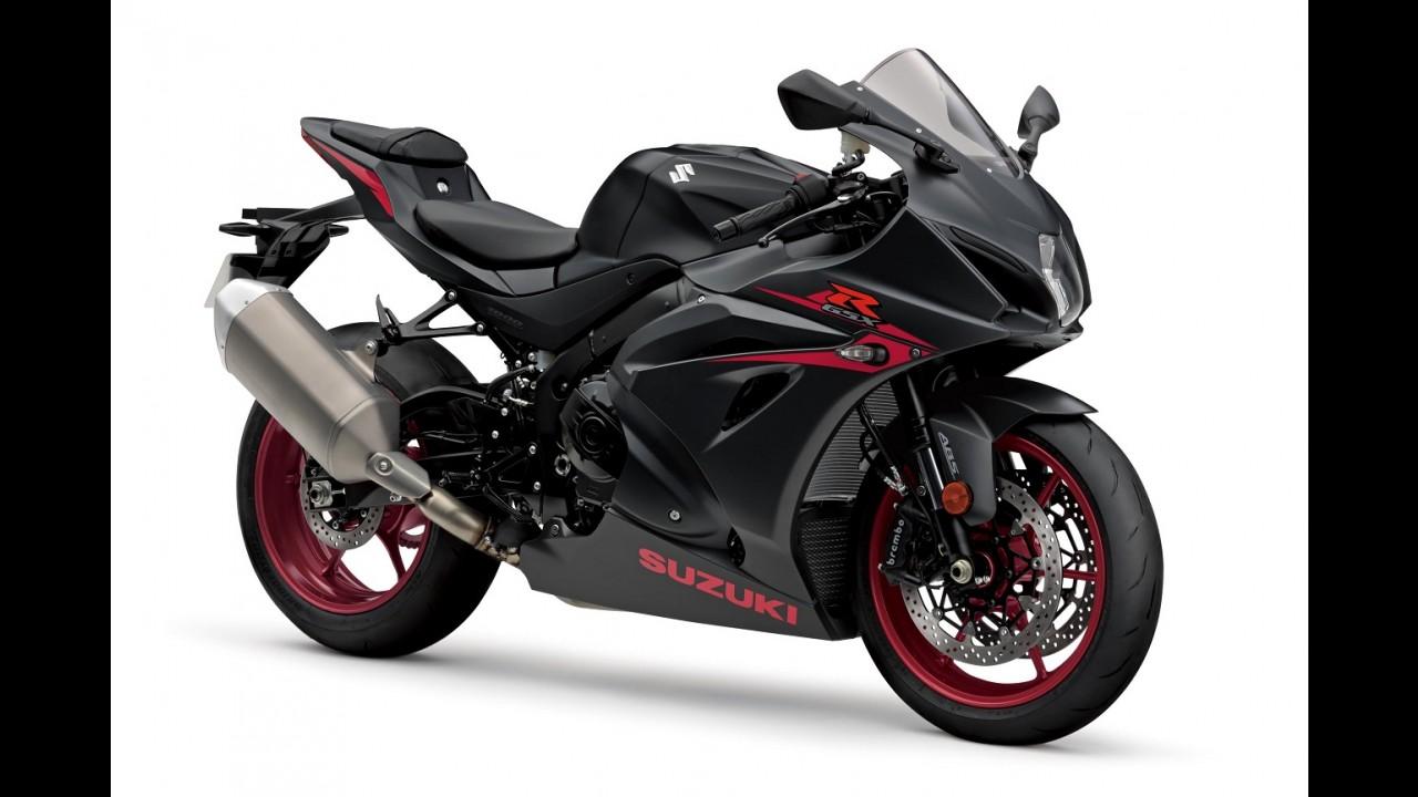 Suzuki apresenta novas esportivas GSX-R1000 e GSX-R1000R