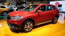 Salão do Automóvel: Suzuki S-Cross estreia novo visual e motor Boostjet 1.4 turbo - veja preços