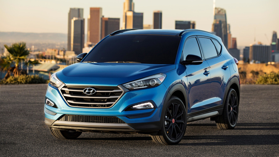 Hyundai Tucson Night Edition günün her saatinde şık görünüyor