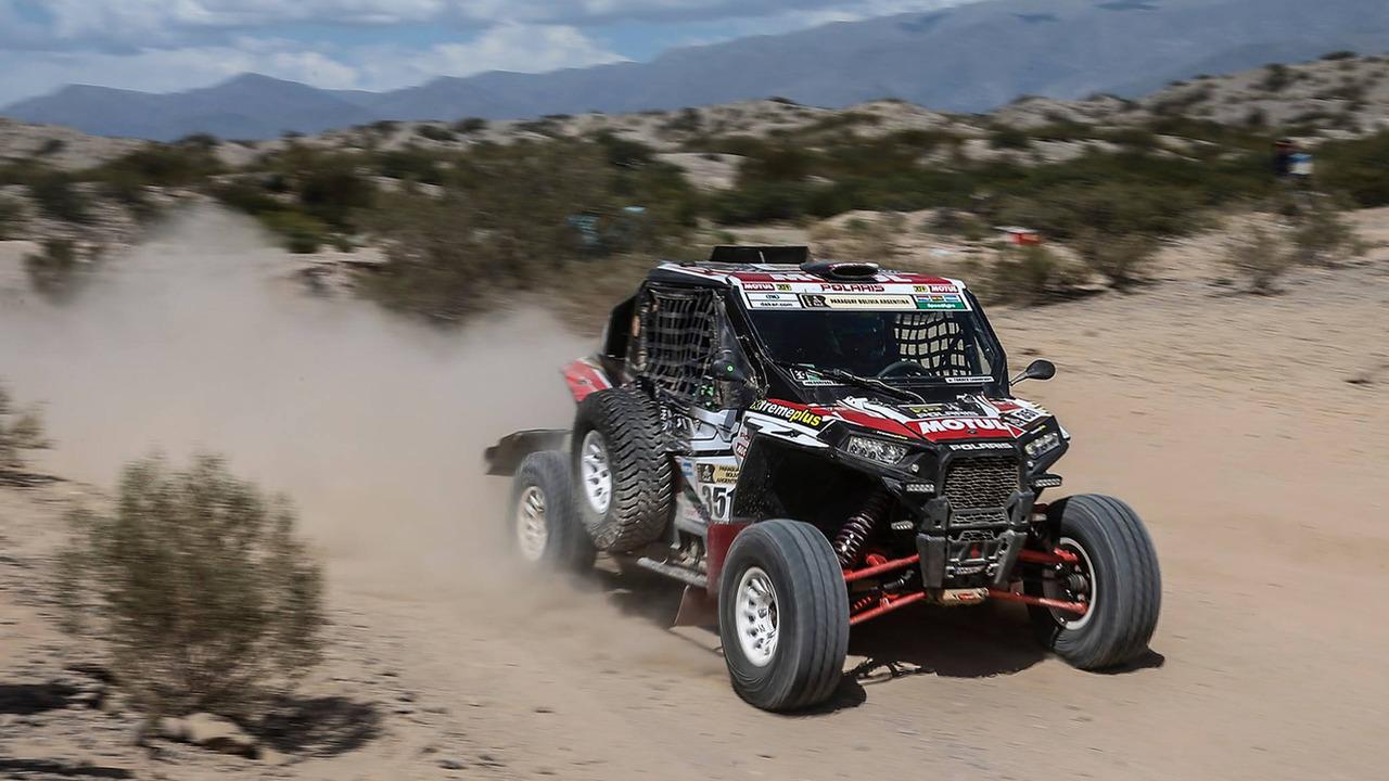 Torres e Roldan vencem Dakar entre UTVs