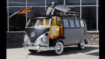 De Volta para o Futuro: Kombi 1967 vira máquina do tempo