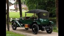 Rolls-Royce 40/50 Silver Ghost London-to-Edinburgh