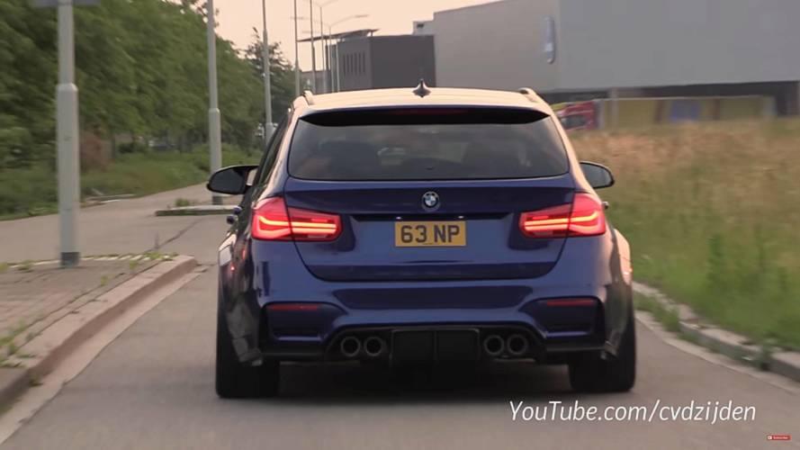 BMW M3 Touring 2018: no es oficial, pero te lo comprarías