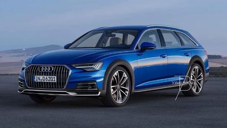 Así podría lucir el próximo Audi A6 allroad quattro