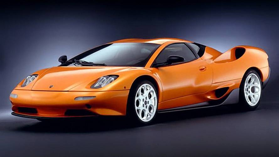 Lamborghini Canto, la V12 tra Diablo e Murcielago