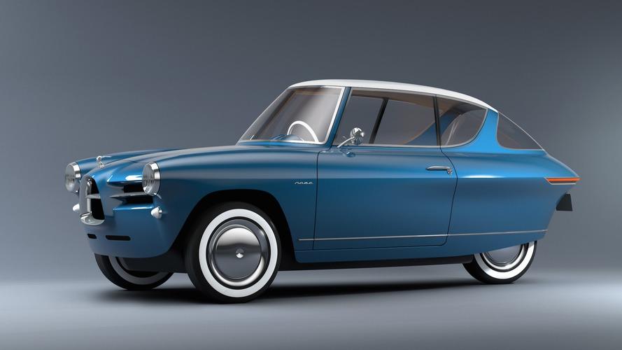 Nobe 100: descubre el atractivo coche eléctrico de tres ruedas estonio