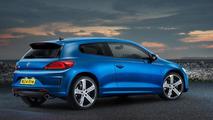 Volkswagen Sicorcco R facelift (UK-spec)