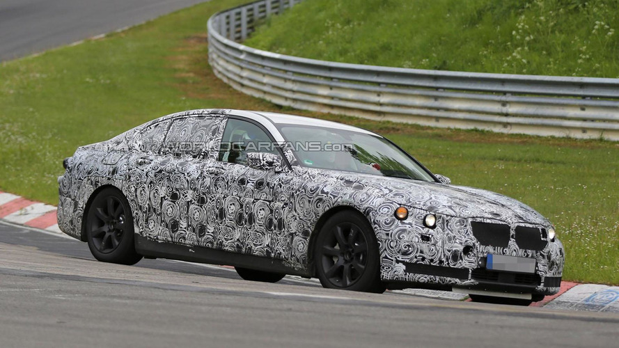 Next-gen BMW 7-Series heading to 2015 Frankfurt Motor Show with 200 kg diet - report