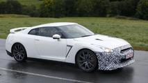 2017 Nissan GT-R mule