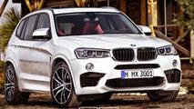BMW X3M rendering / X-Tomi Design