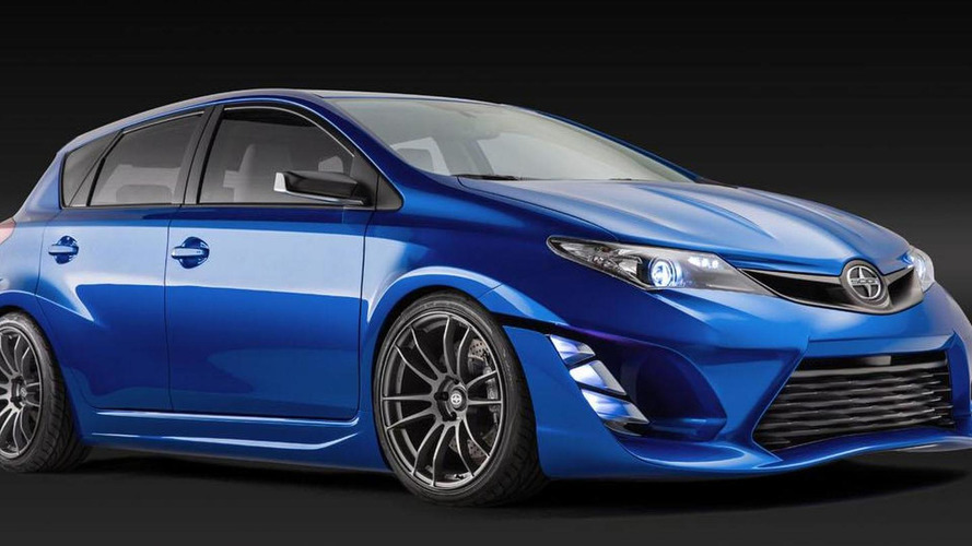 Scion to introduce three models in the next three years