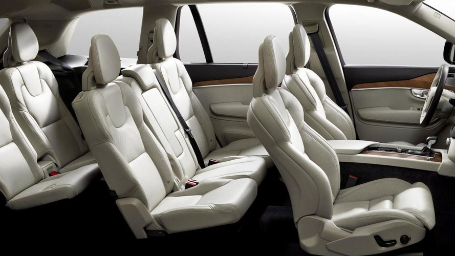 2015 Volvo XC90 SUV officially revealed