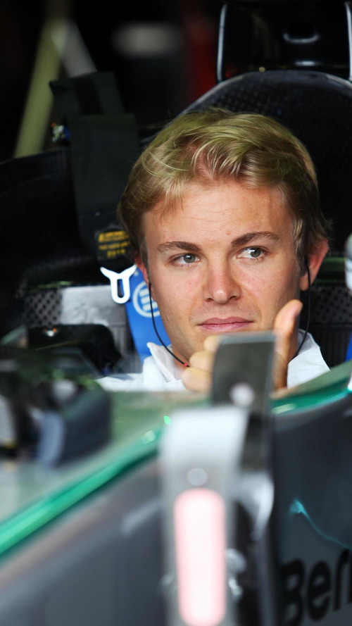 Mercedes not commenting on Rosberg reports