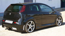 Shogun Body Kit For Fiat Punto Grande