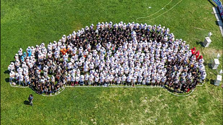 500 Day, la nuova 500 porta a casa un Guinness World Record