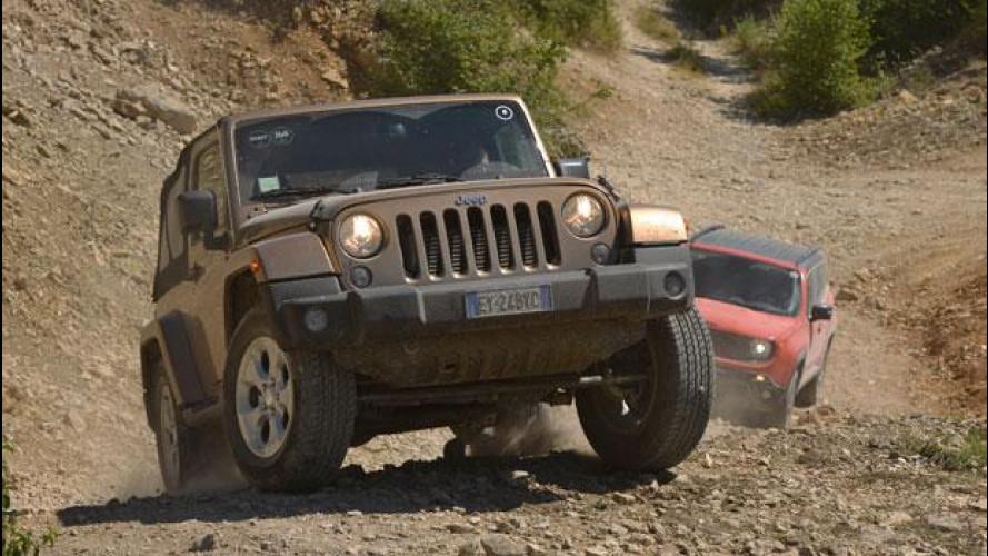 4X4 Fest, tutte le Jeep a Carrara