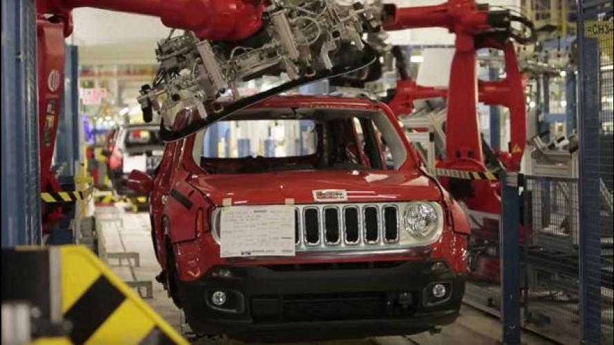 Jeep Renegade, su Google Maps si vede com'è prodotta [VIDEO]