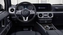 2018 Mercedes G-Class interior first look