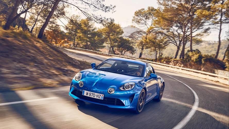 Les Alpine A110 Pure et Légende seront présentées à Genève