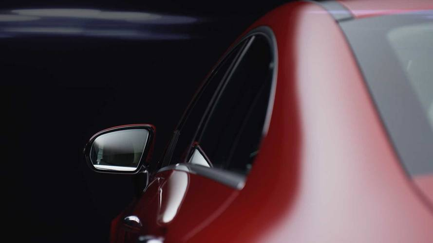 Mercedes CLS Teaser Vid Shows Curvaceous Body Ahead Of LA Reveal