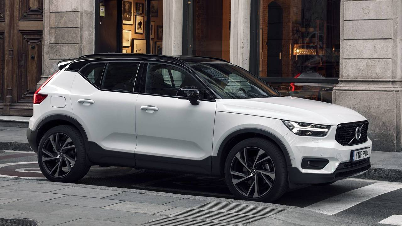 2019 Volvo Xc40 First Drive Photo