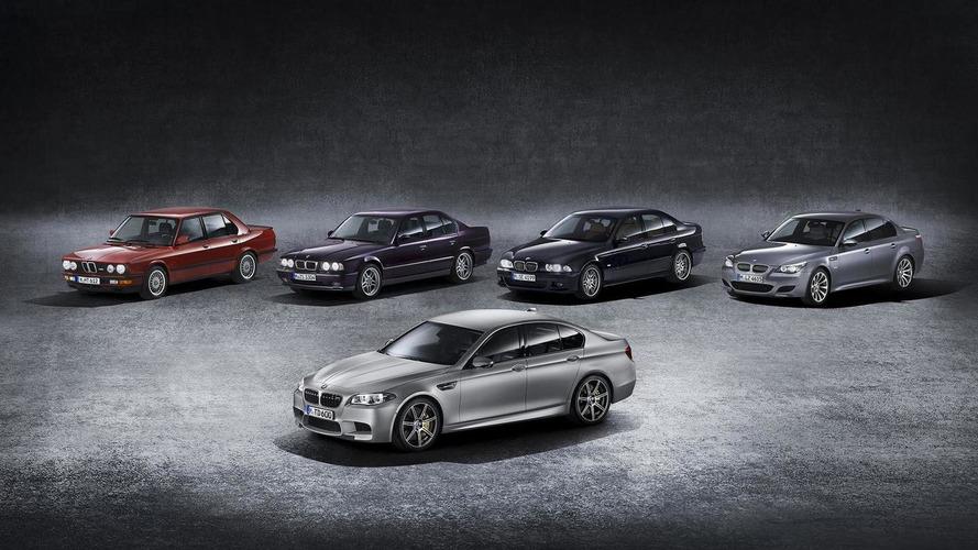 Geçmişten bugüne BMW M5 (300+ Fotoğraf)