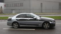 2014 Mercedes-Benz C-Class spy photo 14.11.2013