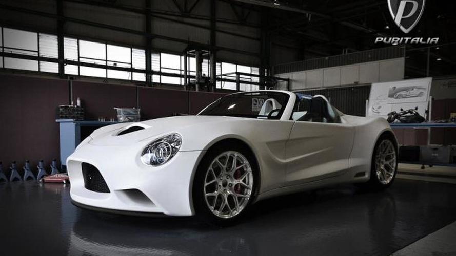 Puritalia reveals their 427 Roadster prototype