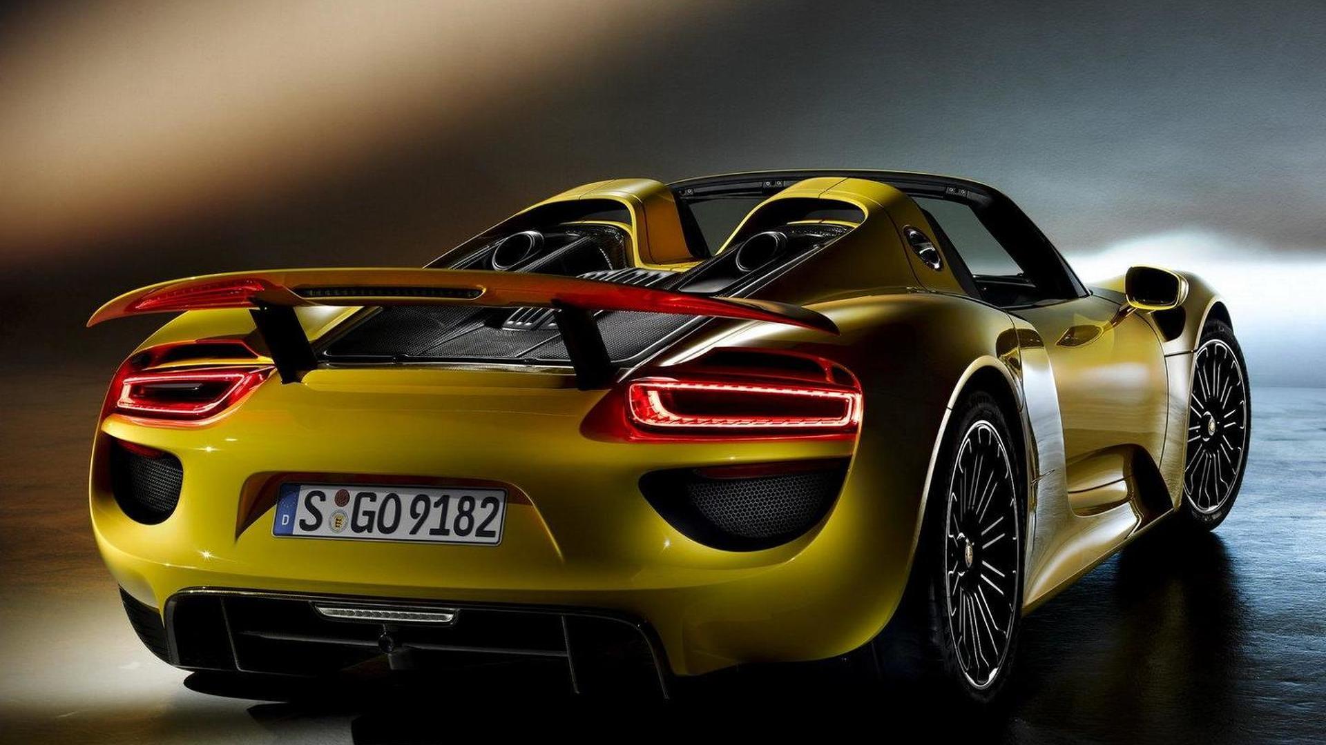 2013-433428-2014-porsche-918-spyder1 Amazing Porsche 918 Spyder sold Out Cars Trend