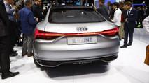 Audi Elaine Concept live in Frankfurt