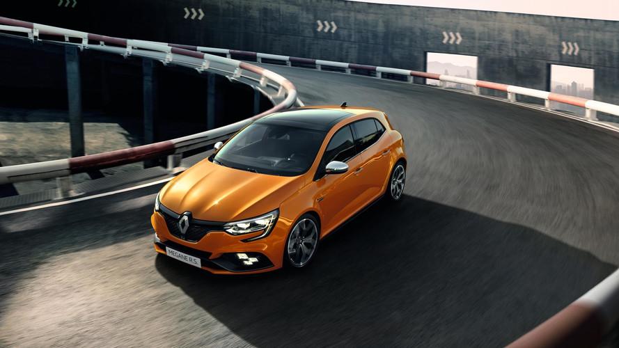 Découvrez les tarifs français de la Renault Mégane 4 R.S. !