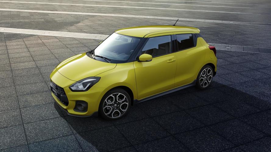 Les ventes de Suzuki grimpent de plus de 20% en France