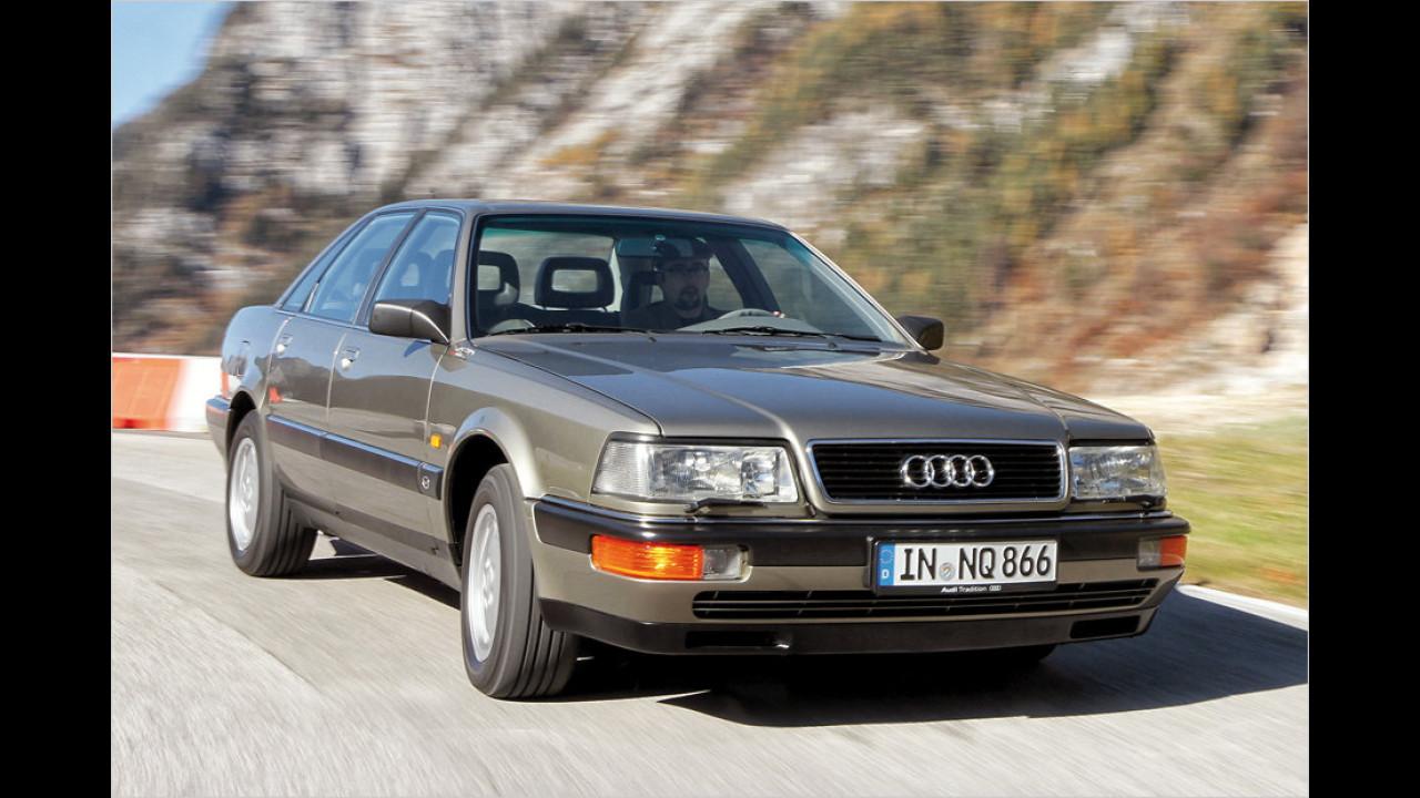 Audi V8 (1988 bis 1994)
