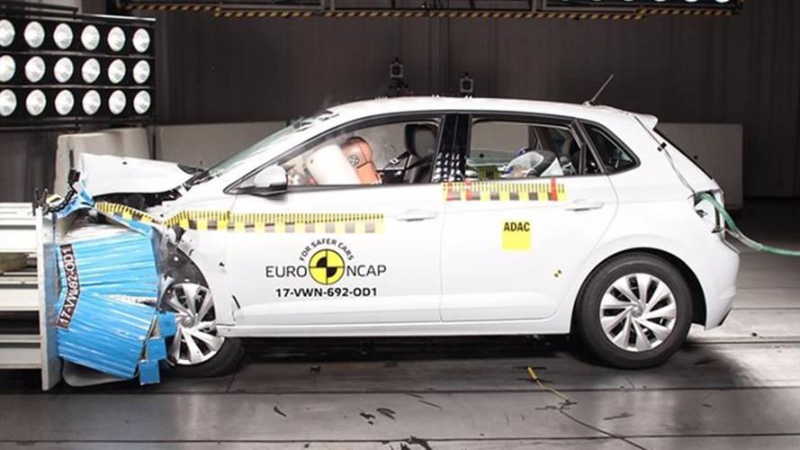 Euro NCAP - Novo VW Polo vai bem e Volvo XC60 é considerado o mais seguro do mundo