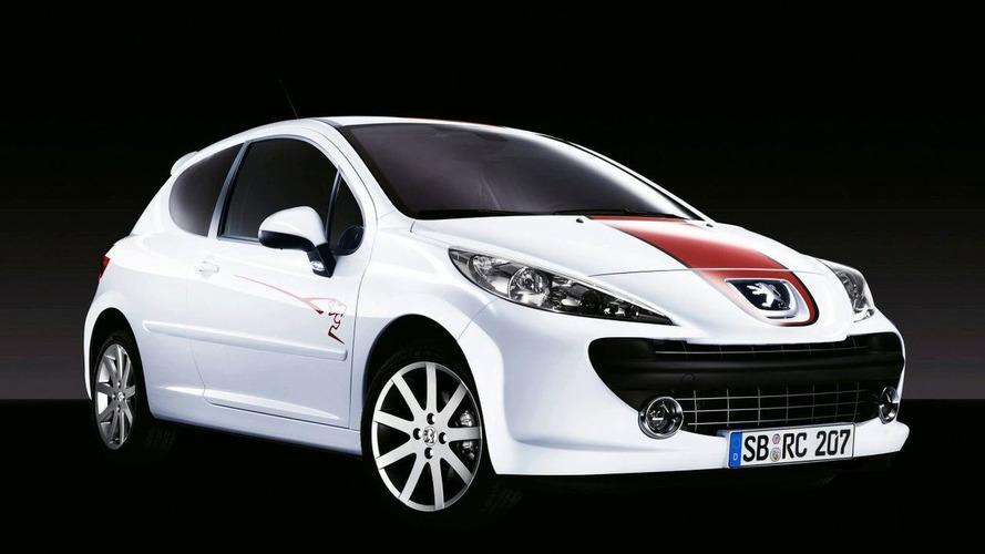 Peugeot 207 Le Mans Special Edition